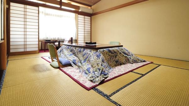 那須高原の豊かな自然に囲まれた和室(素泊まり・朝食・一人)