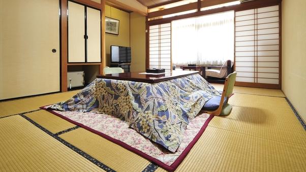 那須高原の豊かな自然に囲まれた和室