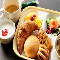 ◇◆焼き立てパン朝食◆◇イメージ①