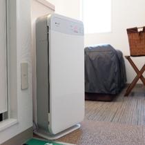 加湿器付空気清浄器