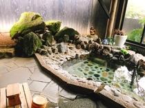 貸し切り風呂(館内 家族風呂)