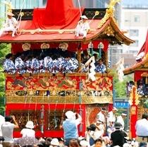 京都祇園祭山鉾