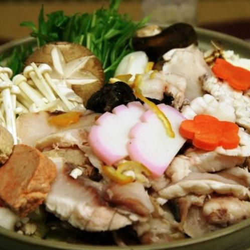*[あんこう鍋]茨城といえばコレ!体の芯から温まる冬の名物をお楽しみください。