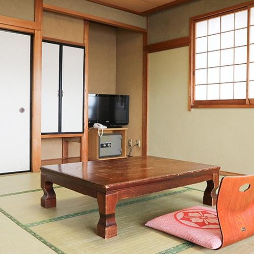 *[客室一例]ご予約の人数に合わせたお部屋を宿指定でご用意させていただきます。