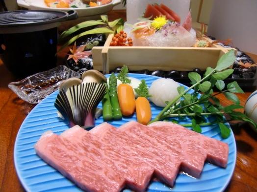 【秋冬旅セール】【一番人気!夕食お部屋】霜降りステーキ(100g) プラン