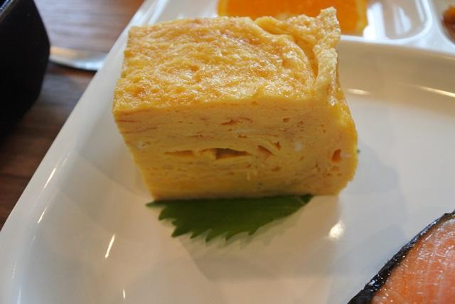 【朝食・和食】だし巻き卵