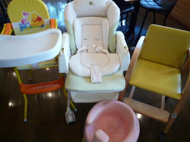 0才・子供用椅子