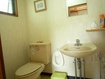 (和室202・206・207)洗面・トイレのお部屋