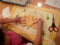 パン作り体験〜作る〜