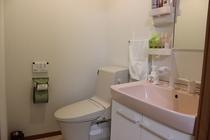 (和室201・208・209)洗面・ウォシュレットトイレ