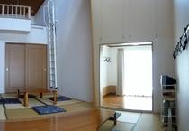 ロフト付和室