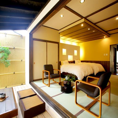 ■1室限定 湯三昧!露天風呂付き客室■
