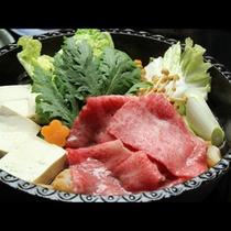 【米沢牛】すき焼き