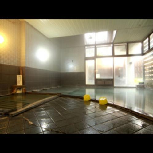 露天付きの大浴場♪