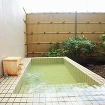 ■客室露天風呂■お部屋で温泉をお楽しみください。