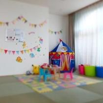 ■キッズルーム■カラフルでかわいいおもちゃをご用意してます♪