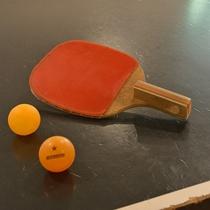 ■卓球台■温泉といえば卓球!?思わず白熱して、いい汗かいたらまた温泉へ