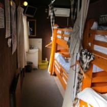 ドミトリー 2階(個室利用可)