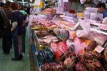 公設市場 魚