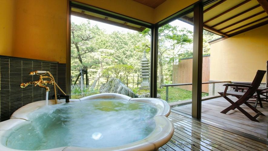 136号室 花形内風呂イメージ