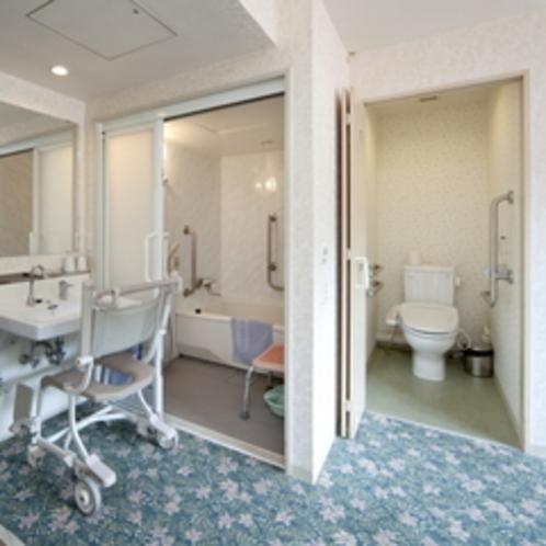 本館 車椅子対応洋室