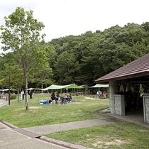 デイキャンプ場(バーベキュー場)1