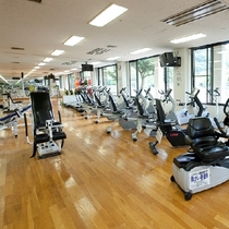 温泉健康センター「トレーニングジム」