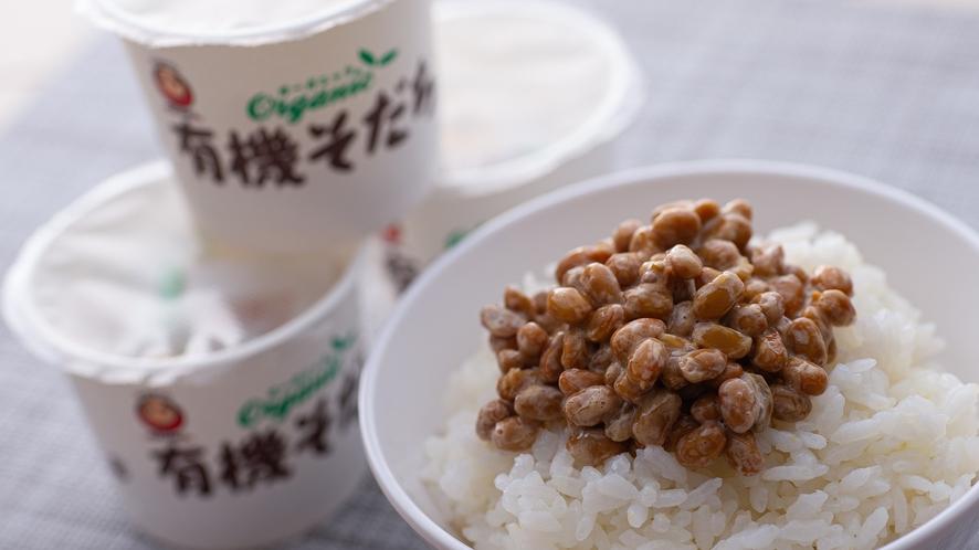 【Organic】有機納豆で血液サラサラ