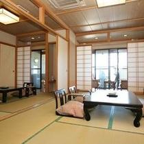 特別室(和室12帖+次の間6帖)