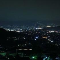 眺望も良く夜景も綺麗♪