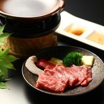 ■創作会席コース メインのお料理一例