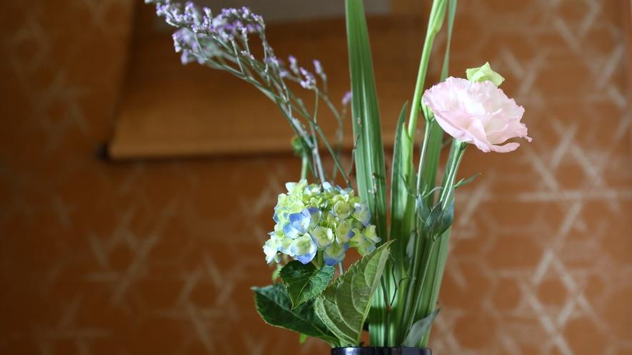■心癒える季節のお花