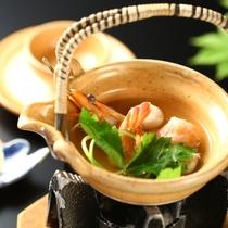 ■創作会席コース お料理一例