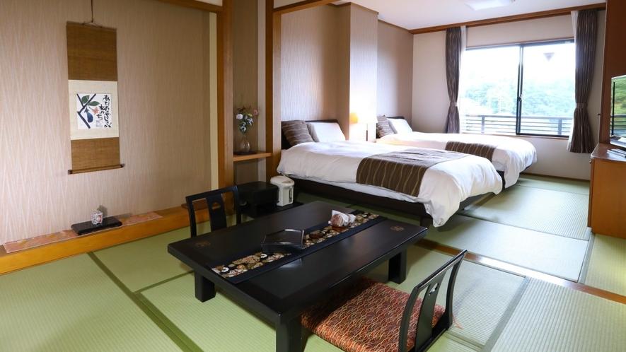 ■和洋室6畳+ツインのお部屋