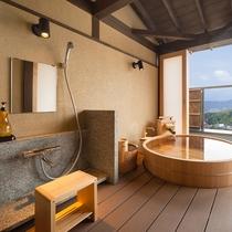 【お電話予約のみ】露天風呂付き特別室