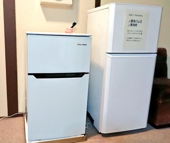 共同冷蔵庫あります。