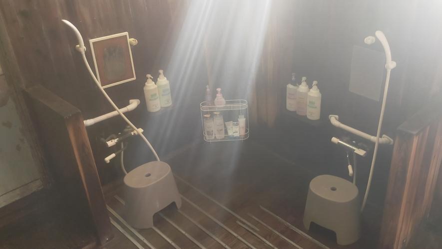 女性風呂・シャワー