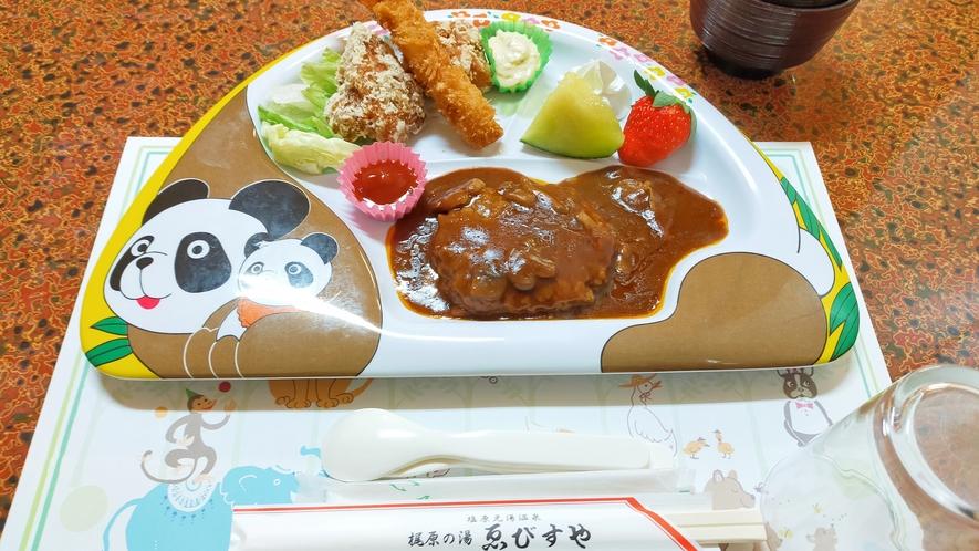 幼児・夕食(一例)