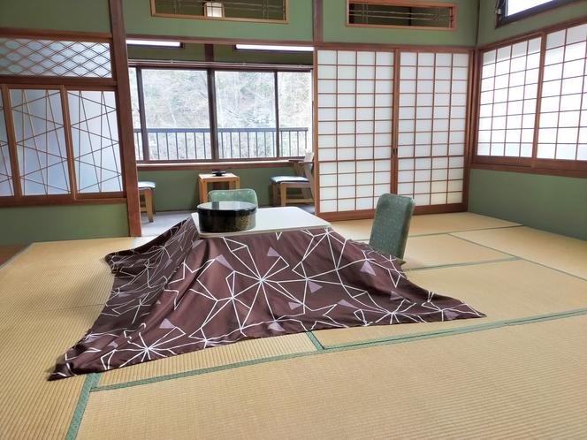 和室10畳+次の間+広縁