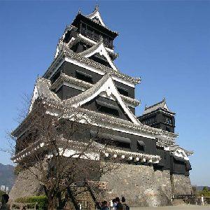 【熊本城】お車約15分♪ ※日本三大名城の一つ 現在は熊本復興のシンボルとして復興作業中です