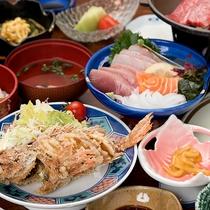 *【夕食/スタンダード】壱岐ならではの海の美味を堪能してください!