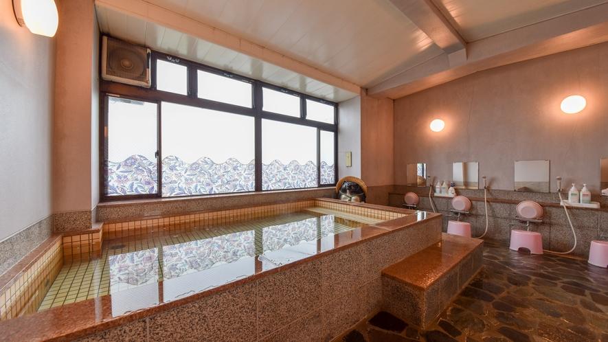 *【大浴場】温泉ではございませんが、男女それぞれに展望大浴場がございます。