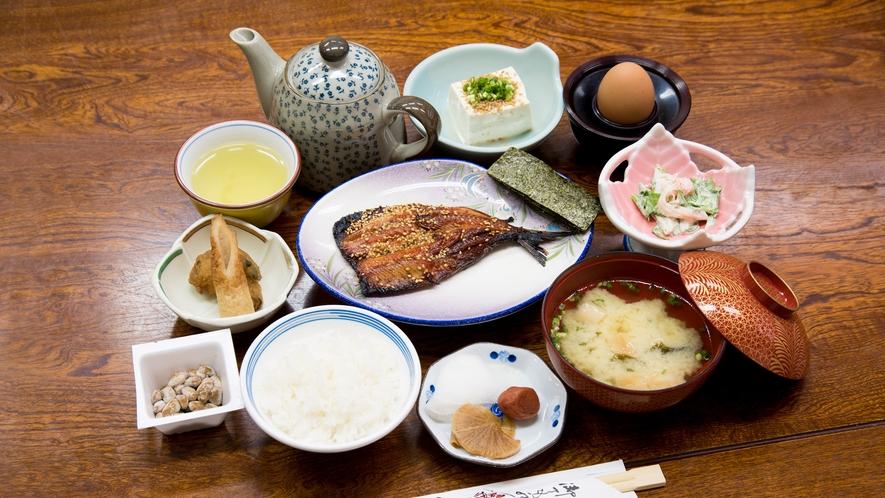 *【朝食】健康的な朝食で朝のエネルギーをチャージ!