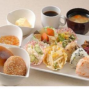 健康朝食☆無料サービス