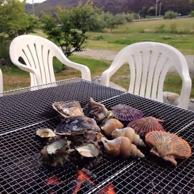 【夏の思い出BBQ】ログハウス1泊夕食付プラン