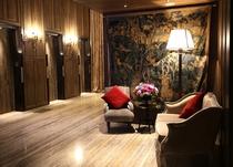 5階宴会場、会議室入り口