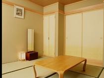 和室・8畳2間続きで広々。洗面、トイレ付