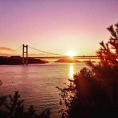 【BBQ】【スタンダード】【1泊2食】瀬戸大橋を眺めながらバーベキュープラン