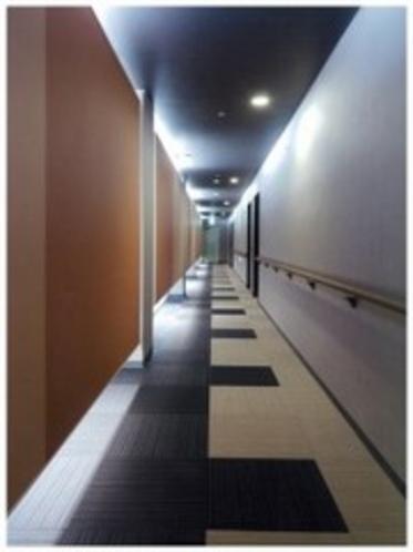 燦燦館 廊下
