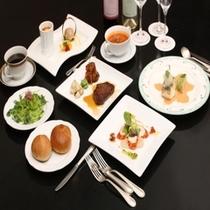 洋食フルコース(月替り)